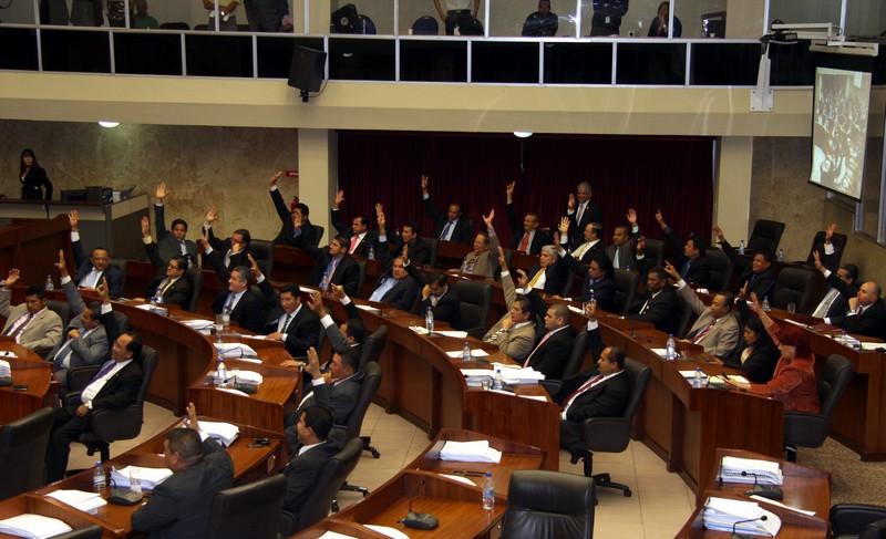 ley asamblea nacional panama: