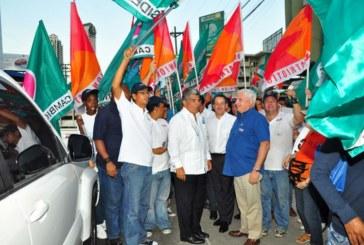 Unión Patriótica se fusionó con Cambio Democrático