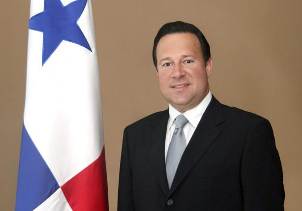 Canciller y Vicepresidente de la República de Panamá, S.E. Juan Carlos Varela.