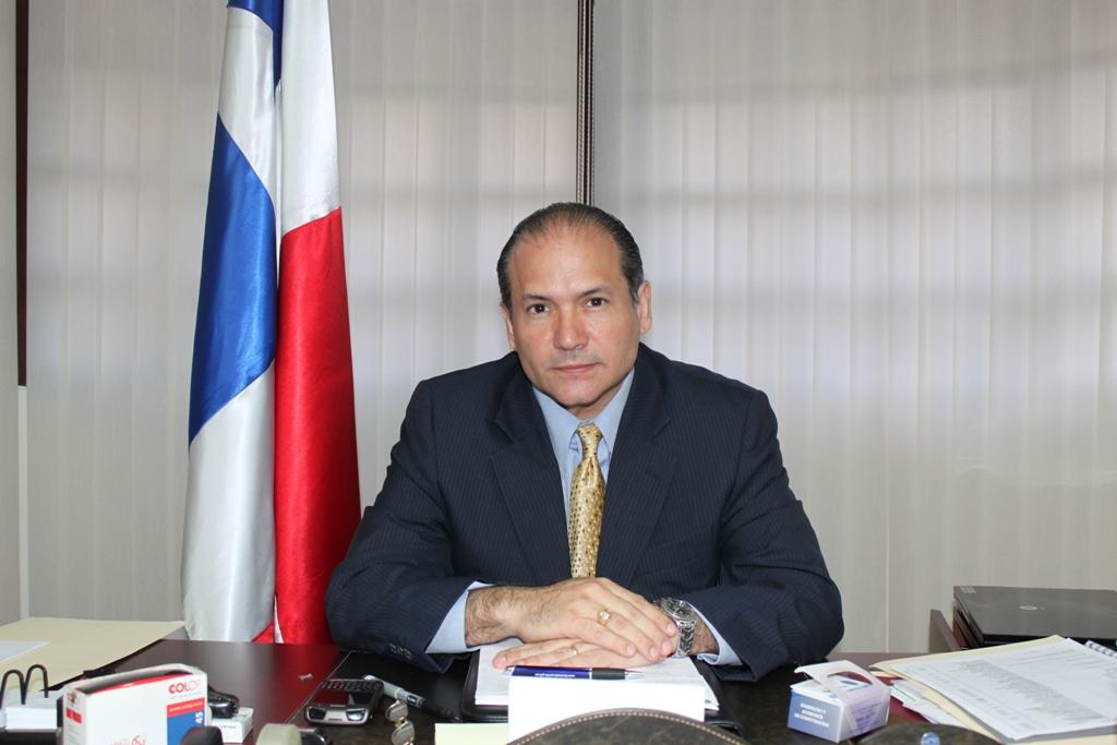 Magistrado Harry Díaz, Corte Suprema de Justicia - República de Panamá. Tupolitica.com