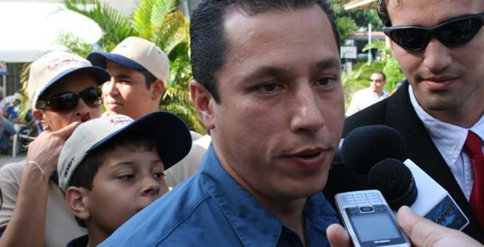 Bobby Velasquez, del PRD de Panamá.