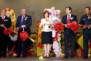 Alcaldesa respalda a la Comunidad China en Panamá