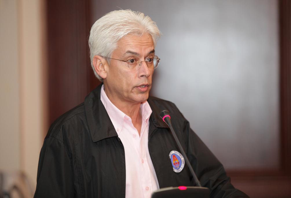 """""""Martinelli no va a participar poniéndole el dedo a nadie"""", dijo Jorge R. Fábrega"""