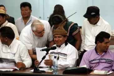 Analizarán repercusiones de propuesta indígena a tema hidroeléctrico
