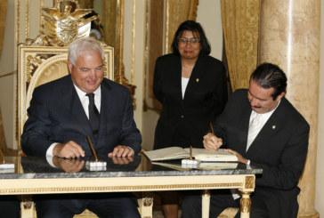 Roberto Henríquez nuevo ministro de la Presidencia