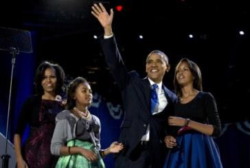 Votantes estadounidenses reeligen al presidente Obama