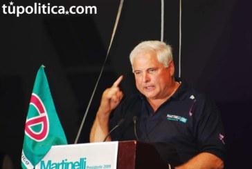Martinelli presentará demanda ante CIDH contra Tribunal Electoral de Panamá