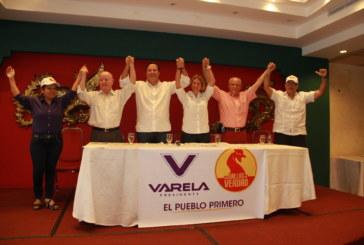 """LOS GALLOS DE VERDAD"""" SE UNEN A LA ALIANZA """"EL PUEBLO PRIMERO"""" QUE LIDERA JUAN CARLOS VARELA"""