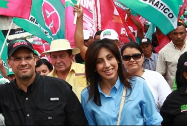 Arias recorre y consolida respaldo  RECORRE Y CONSOLIDA RESPALDO EN VERAGUAS
