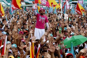 Multitudinario cierre de campaña de José Domingo Arias en Chiriquí
