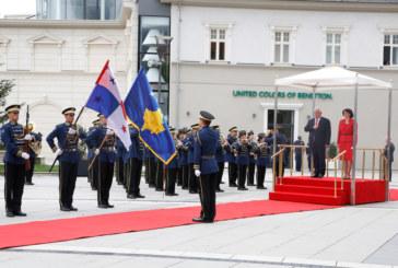 Mandatario panameño busca fortalecer imagen de Panamá en el área de los Balcanes