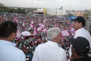 Arias: pueblo quiere gente que cree en el pueblo y trabaje