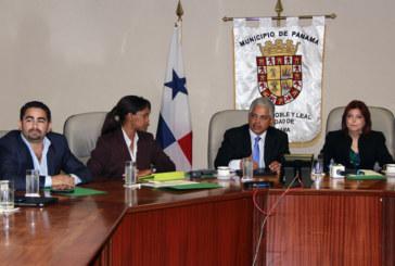 Méndez y Blandón inician proceso de transición en el Municipio