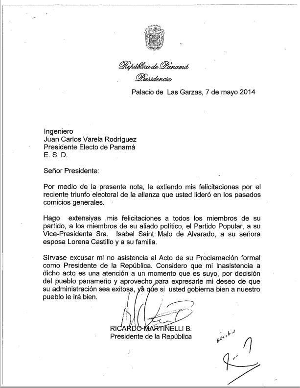 Presidente ricardo martinelli el sitio for Que es un consul