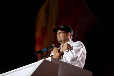 Vídeo: Gran cierre de campaña de José Domingo Arias