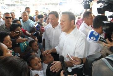 Ministro Arrocha recomienda informarse sobre los productos que se benefician con el Control de Precios