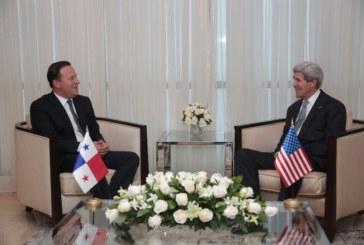 Presidente Electo recibe visita de John Kerry, Secretario de Estado de Estados Unidos