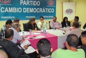 Comisión Nacional de Elecciones se prepara para fortalecimiento de CD