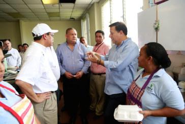 Robinson: apoyaré al gobierno para impulsar  desarrollo de Bocas del Toro