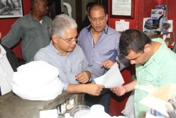 Alcaldía realiza operativo contra el ruído en San Felipe