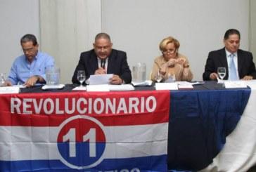 PRD presentará su candidato a Contralor