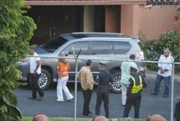 INSEGURIDAD: Delincuentes intentan asaltar a exministro Escalona frente a la casa de expresidenta Moscoso