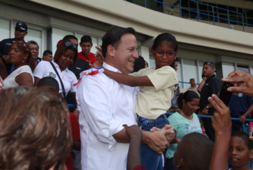 El Presidente Varela se compromete con los atletas de Olimpiadas Especiales Panamá