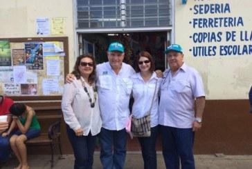 Carlos 'Tito' Afú gana elecciones del circuito 7-1