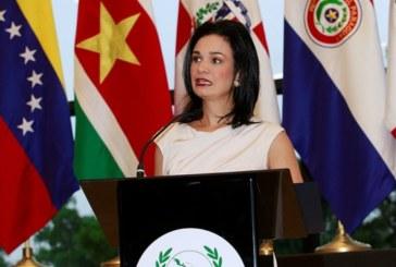 Vicepresidenta y Canciller viaja a Miami, Florida para promover la VII Cumbre de las Américas