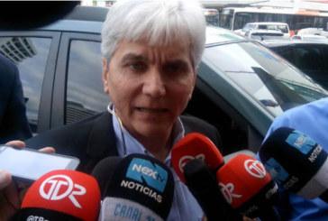 Giacomo Tamburelli llega a la Fiscalía Segunda Anticorrupción a rendir indagatoria