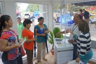 Divulgación del SPA en Feria de La Candelaria