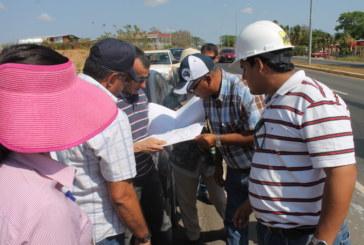 MOP Fiscalizará Condición vial durante Construcción del Sistema de Alcantarillado de Parita