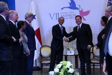 Presidente Obama reconoce esfuerzo de su homólogo Varela Rodríguez por unir a la región