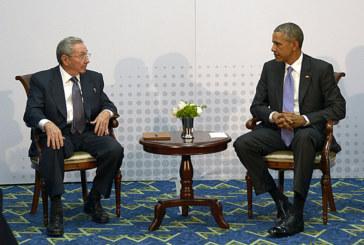Panamá fue sede de histórico encuentro entre los presidentes Barack Obama y Raúl Castro