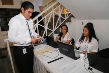 Apoyadas por el Tribunal Electoral con normalidad culminan votaciones en el Colegio Nacional de Abogados