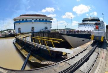 Más de 230 cruceros transitarán el Canal de Panamá en la temporada 2016-2017