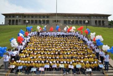 Inolvidable Campamento Niños al Canal 2015 trajo 220 jóvenes de todo el país