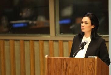 Cancillería concluye productiva agenda en Naciones Unidas