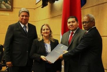 Asamblea Nacional ratifica nuevos Magistrado de la CSJ