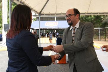 Presidente condecora a funcionarios del Consejo de Seguridad