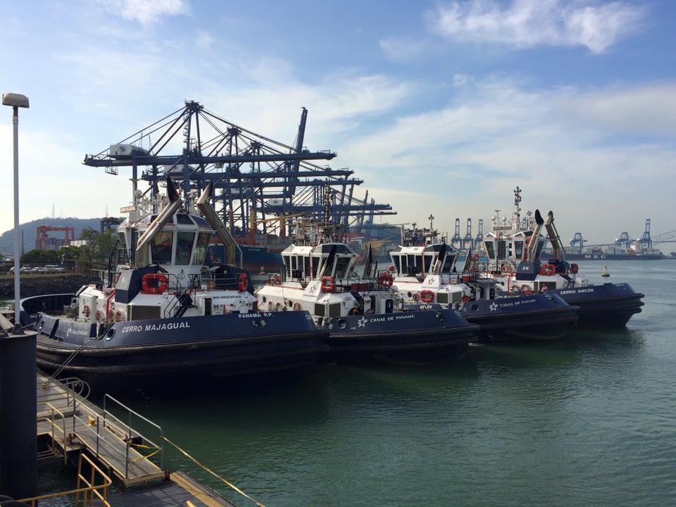 Flota de remolcadores est lista para la ampliaci n el sitio y centro de - Centro de salud la flota ...
