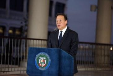 Mensaje a la Nación del Presidente de la República de Panamá, Juan Carlos Varela