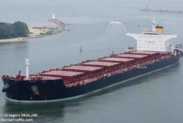 Canal de Panamá contrata buque neopanamax para capacitar en sitio a su personal