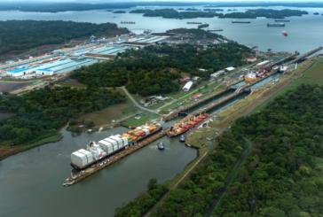 Canal de Panamá llega a 102 años con pleno funcionamiento de su ampliación