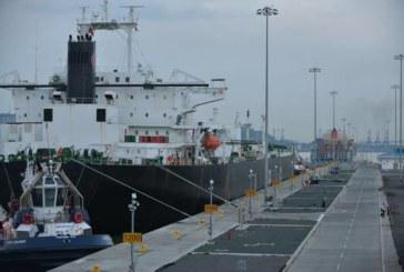 Doble tránsito en las nuevas esclusas del Canal de Panamá