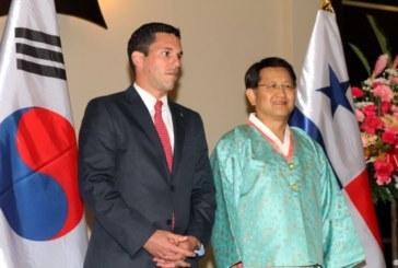 Panamá saluda a Corea en su Día Nacional