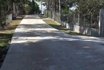 Nueva vía de acceso para los moradores de Bajo La Mata en Chicá