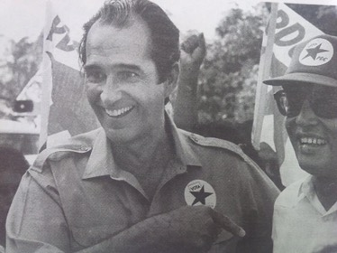 Fallece ex vicepresidente Ricardo Arias Calderón
