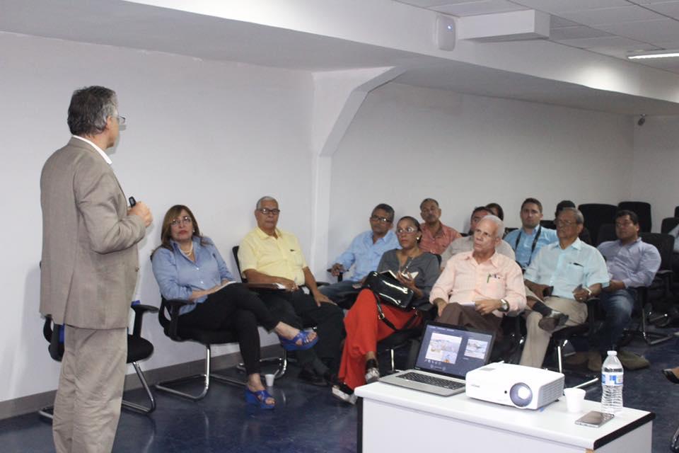 PRD organizó conferencia para sector agropecuario