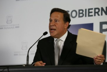 VÍDEO: Presidente Varela en Conferencia de Prensa.